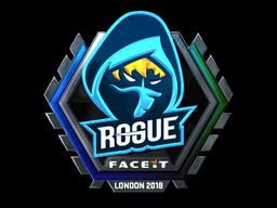 Sticker | Rogue (Foil) | London 2018