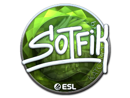 Sticker | S0tF1k (Foil) | Katowice 2019