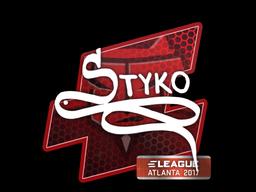 Sticker | STYKO | Atlanta 2017
