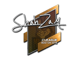 Sticker | ShahZaM | Boston 2018