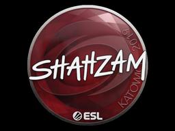 Sticker   ShahZaM   Katowice 2019
