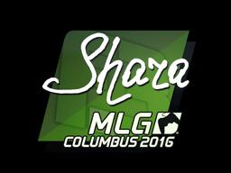 Sticker | Shara | MLG Columbus 2016