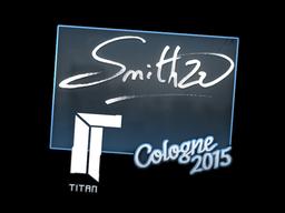 Sticker | SmithZz | Cologne 2015