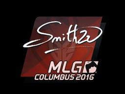 Sticker | SmithZz | MLG Columbus 2016