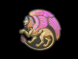Sticker | Sphinx (Holo)
