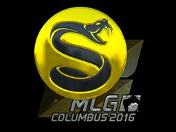 Sticker   Splyce (Foil)   MLG Columbus 2016