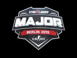 Sticker   StarLadder (Foil)   Berlin 2019