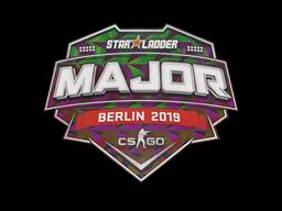 Sticker   StarLadder (Holo)   Berlin 2019