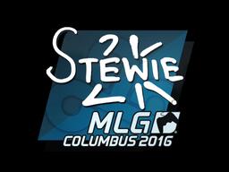 Sticker | Stewie2K | MLG Columbus 2016