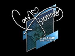 Sticker   Summer   Boston 2018
