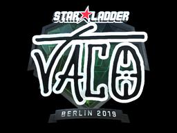 Sticker   TACO (Foil)   Berlin 2019