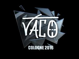 Sticker | TACO (Foil) | Cologne 2016