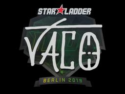 Sticker   TACO   Berlin 2019