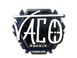 Sticker   TACO   London 2018