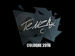 Sticker | TENZKI | Cologne 2016