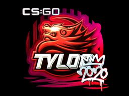 Sticker   TYLOO (Foil)   2020 RMR
