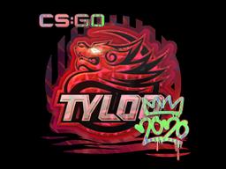 Sticker   TYLOO (Holo)   2020 RMR