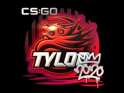 Sticker   TYLOO   2020 RMR