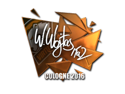 Sticker   TaZ (Foil)   Cologne 2016