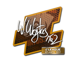 Sticker   TaZ   Atlanta 2017