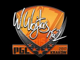 Sticker   TaZ   Krakow 2017