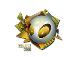Sticker   Team Dignitas (Holo)   Cologne 2016