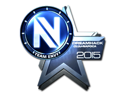 Sticker   Team EnVyUs (Foil)   Cluj-Napoca 2015