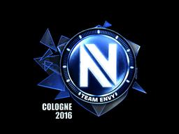 Sticker | Team EnVyUs (Foil) | Cologne 2016