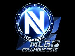 Sticker | Team EnVyUs (Foil) | MLG Columbus 2016