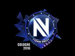 Sticker | Team EnVyUs (Holo) | Cologne 2016
