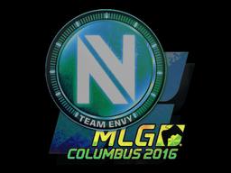 Sticker | Team EnVyUs (Holo) | MLG Columbus 2016