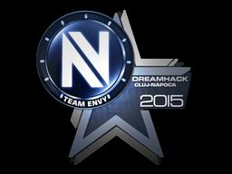 Sticker   Team EnVyUs   Cluj-Napoca 2015