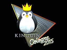 Sticker | Team Kinguin (Foil) | Cologne 2015