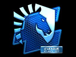 Sticker | Team Liquid (Foil) | Atlanta 2017