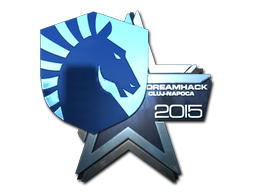 Sticker   Team Liquid (Foil)   Cluj-Napoca 2015