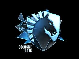 Sticker | Team Liquid (Foil) | Cologne 2016