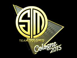 Sticker | Team SoloMid (Foil) | Cologne 2015