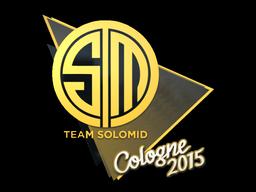 Sticker | Team SoloMid | Cologne 2015