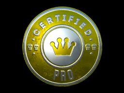 Sticker | The Pro (Foil)