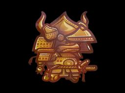 Sticker | The Samurai