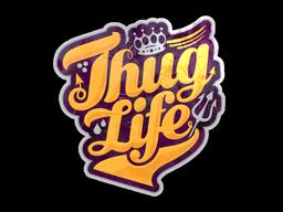Sticker | Thug Life
