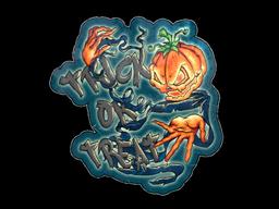 Sticker | Trick Or Treat