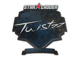 Sticker | Twistzz | Berlin 2019