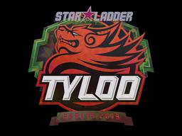 Sticker | Tyloo (Holo) | Berlin 2019