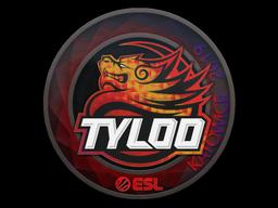 Sticker | Tyloo (Holo) | Katowice 2019