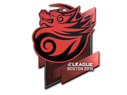 Sticker | Tyloo | Boston 2018