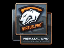 Sticker | Virtus.Pro (Foil) | DreamHack 2014