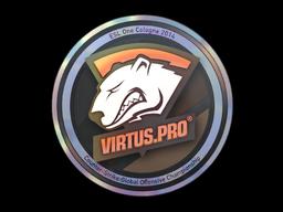 Sticker   Virtus.Pro (Holo)   Cologne 2014