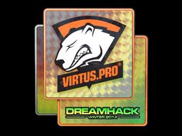 Sticker | Virtus.Pro (Holo) | DreamHack 2014