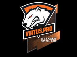 Sticker   Virtus.Pro   Boston 2018